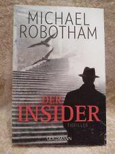 Der Insider/ Michael Robotham (Joe O'Loughlin und Vincent Ruiz, Band 6,Deutsch)