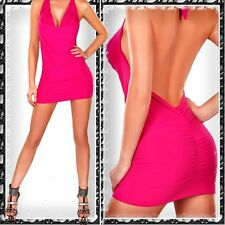NEU seXy HOT MINIDRESS/Kleid CLUBWEAR misS Kylie! PINK