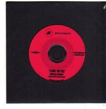 (FI789) Christian Gregory, Count On You - 2013 DJ CD