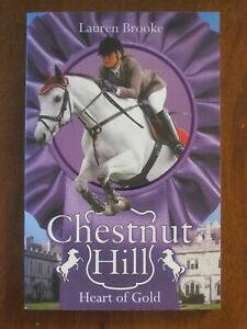 HEART OF GOLD (CHESTNUT HILL #3) by LAUREN BROOKE P/B EXC 2012