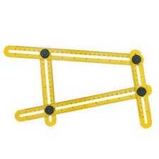 Angle-Izer Ultimate Tile & Flooring Template Tool Multi-Angle Ruler New