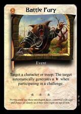Battle Fury   Wheel of Time CCG TCG NM/M PROMO