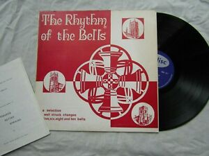 CENTRAL COUNCIL OF CHURCH BELL RINGERS LP THE RHYTHM OF THE BELLS saydisc 211
