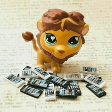 Lot of 4 Littlest Pet Shop LPS Miniature Dollhouse iPhone Cell Phone Devices