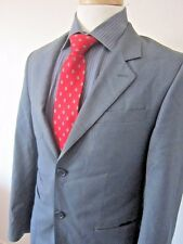 Men's Howe Gray Sport Coat Jacket Blazer Size 40