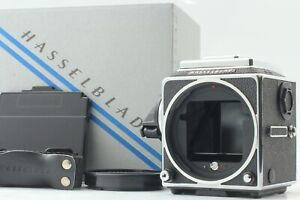 """"""" MINT in BOX w/ Strap """" Hasselblad 503CW Chrome Body Acute Matte D From Japan"""