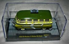 M2 Machines ® 2018 Auto Thentics VW Think Small 1958 Microbus 15 Airline 18-24