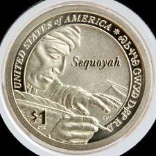 2017 225th Anniversary Enhanced Uncirculated Native American Dollar $1