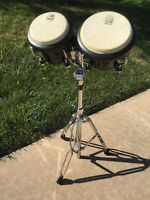 Toca Player's Series Bongos And Percussion Stand