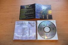 @ CD ISENGARD - FEEL NO FEAR / EURISKO MUSIC 1994 ORG / RARE METAL SWEDEN