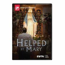 HELPED BY MARY :  AN EWTN DVD