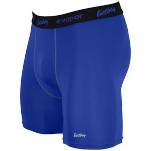 """New Mens Eastbay EVAPOR  6"""" Compression Shorts 2.0"""