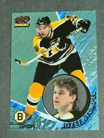 Jozef Stumpel Boston Bruins 1997-98 Pacific Invincible Ice Blue #10