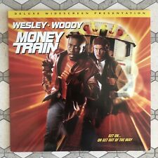 Money Train - LaserDisc