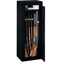 Gun Safe Cabinet Rifle Case Box Storage Large Firearm Steel Security Home Stand