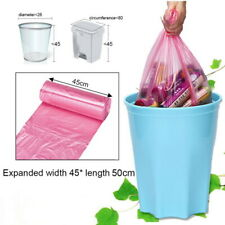 Rubbish Garbage Kitchen Toilet Trash Waste Clean-up 1-Roll(30pcs) Colors 5 Bags