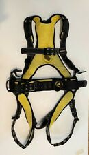 Guardian Fall Protection 21030 Cyclone Construction Harness, M-L, W/ Buckle Legs