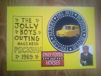 Only Fools & Horses Montage Repro/Reprint A3 Print