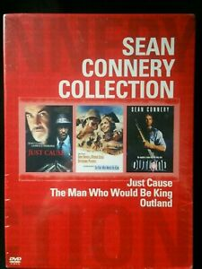 Sean CONNERY Collection - DVD BOX SET BRAND NEW FACTORY SEALED