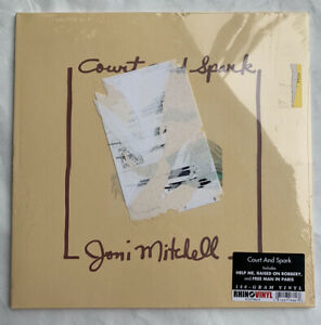 Joni Mitchell - Court And Spark - Vinyl LP (sealed)