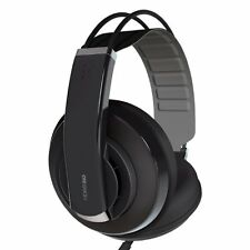 Superlux HD681EVO Professional Studio DJ VJ Headphones