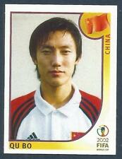 Panini World Cup Korea//Japan 2002 210 Wu Chengying China No
