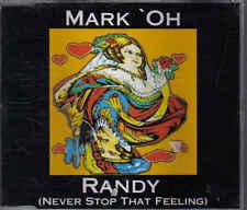 Mark Oh - Randy cd maxi single