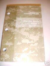Military Books,Warrior Skills Level 1,October 2006,New