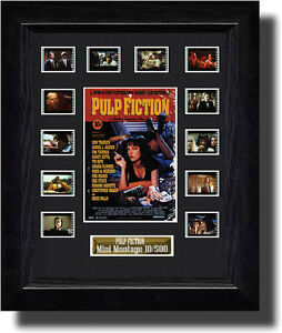 Collectable  Pulp Fiction (1994) Movie Filmcell fc337