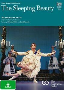 The Australian Ballet Sleeping Beauty ABC DVD R4 very good condition