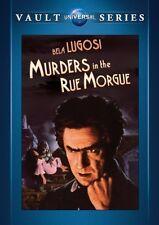 Murders in the Rue Morgue DVD - Bela Lugosi, Robert Florey