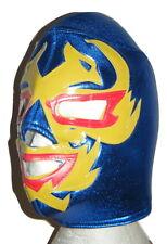 Masque de catch adulte dos caras Junior lucha Libre Mexicain LUCHADORE Luchador nouveau