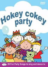 Hokey Cokey Party DVD - Children's Kids Fun Songs Rhymes Music Dance **New**