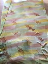PURE SILK  CHIFFON FABRIC