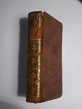 Petit livre rare du XVIIIe s., Observations sur les coutumes de Chasteauneuf