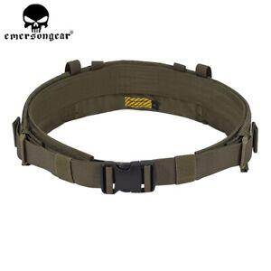 Emerson Tactical Modular Rigger's Belt MOLLE MRB Durable Battle Belt Low Profile