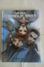 BILAL ENKI  / EO / FLAMBANT NEUF / Le sommeil du monstre