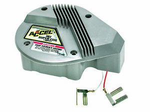 Accel 140005 Ignition Coil Gray