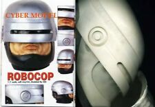 "10""ROBOCOP REPLICA HEAD Unwearable Sci-Fi Movies Vinyl Model Kit 1/1"