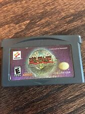 Yu Gi Oh The Eternal Duelist Soul Nintendo Gameboy Advance GBA Cart