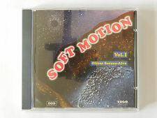 CD Soft Motion Vol I Oliver Serano-Alve