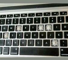 Ittecc Spanish ESPA/ÑOL Teclado Keyboard Replacement Fit for MacBook Air A1370 A1465 11 Inch 2011 2012 2013 2014 2015 MD711 MD712 MD223 MD224 MC968 MC969