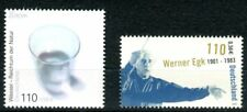 2 Briefmarken Deutschland Bund 2001 ** postfrischt Nr 2185 - 2186 BR192