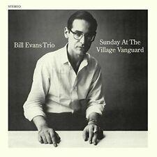 Bill Evans Trio - Sunday At The Village Vanguard VINYL LP