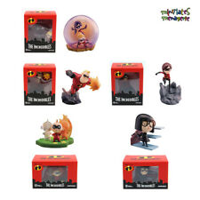 Beast Kingdom Mini Egg Attack MEA-005 Incredibles Complete Set
