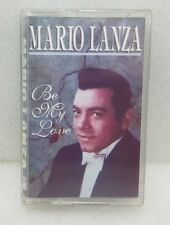 MARIO LANZA BE MY LOVE--CASSETTE TAPE--FREE UK SHIPPING