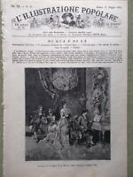 L'illustrazione Popolare 27 Maggio 1883 Russia Moscha Schulze-Delitzsch Manzoni