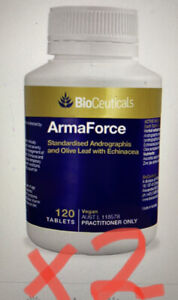 BioCeuticals ArmaForce 120 Tablets x2 bottles + Free postage