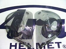 ARAI Helmet Side fairing Side Pod transparent light tint for ARAI helmet