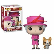"QUEEN ELIZABETH II 3.75"" POP ROYALS VINYL FIGURE FUNKO BRAND NEW 01"